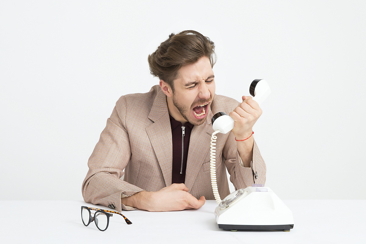 debt collecotr call your family